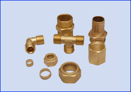 B- BRASS FITTINGS