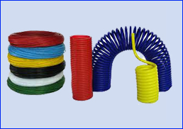 PU PIPES & PO COIL HOSE