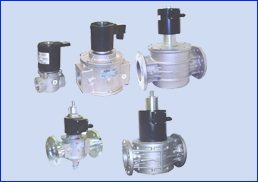 Automatic Closed Reset Solenoid Valve