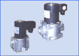 Open Automatic Reser Solenoid Valve